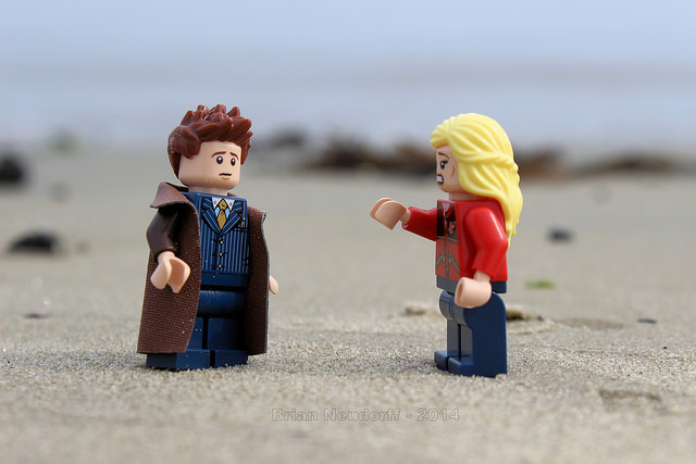 Lego pair