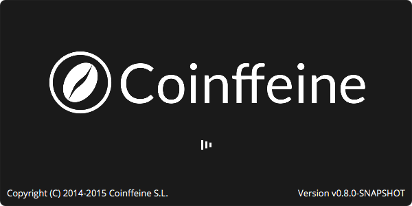 Coinffeine Splash Screen